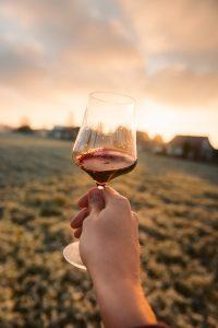 Profitez de tous les arômes de votre vin grâce à l'aérateur